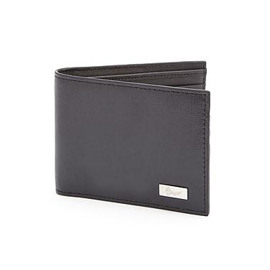 Royce Leather – Portefeuille anti-RFID avec pince à billets, noir