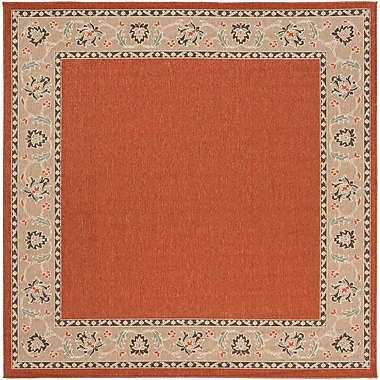 Surya Alfresco ALF9598-SQ Machine Made Rug
