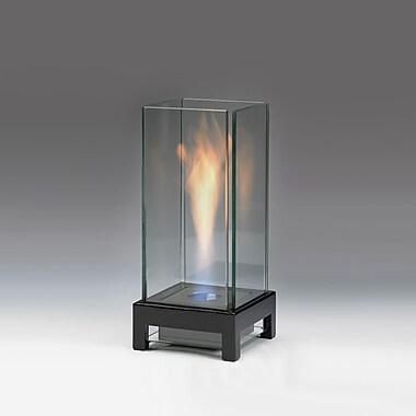 EcoGlow – Lampe au bioéthanol Stratos, chac.