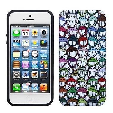 Insten ? Étui moulant à motifs de losanges Candy pour iPhone 5/5S