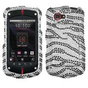 Insten® Diamante Protector Covers For CASIOC811 G'Zone Commando 4G