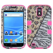 Insten® Hybrid Protector Cases For Samsung T989 Galaxy S2