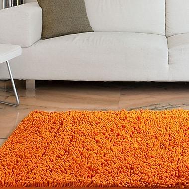 Lavish Home High Pile Carpet Shag Rug Plush Polyester, 36