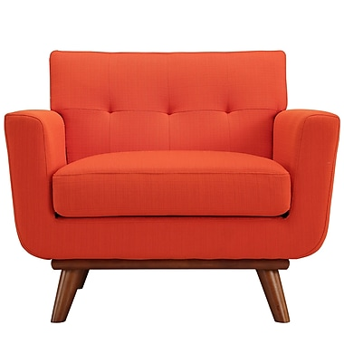 Modway Engage EEI-1178 Polyester/Wood Armchair