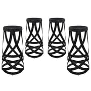 "Modway EEI-1361 Set of 4 30"" Ribbon Bar Stool"