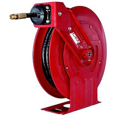 Lincoln® Air/Water Retractable Low Pressure Hose Reel