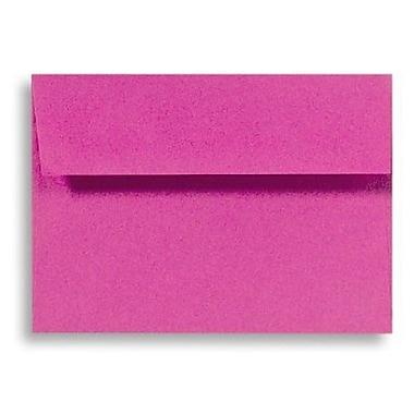 LUX A7 Invitation Envelopes (5 1/4 x 7 1/4), Magenta