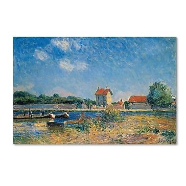 Trademark Alfred Sisley