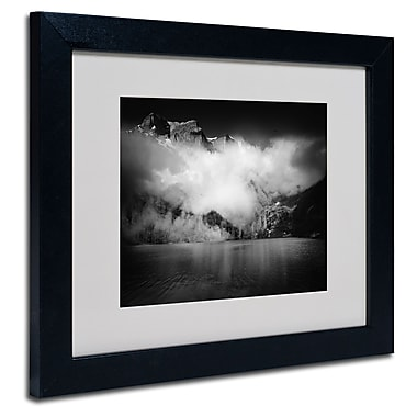 Trademark Philippe Sainte-Laudy White Matte With Black Frame