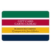 La Baie d'Hudson - Cartes-cadeaux
