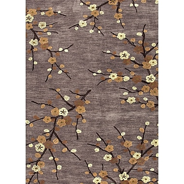 Jaipur Transitional Floral Polyester, 2' x 3'