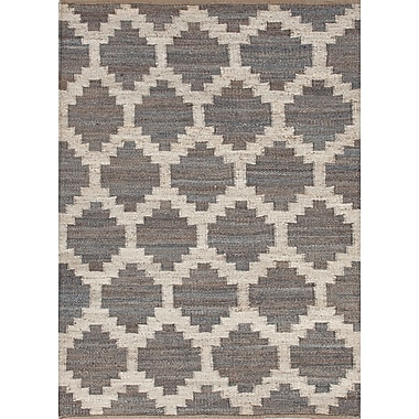 Jaipur Contemporary Area Rug Hemp