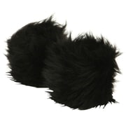 Best Desu Faux Fur Wristwarmers