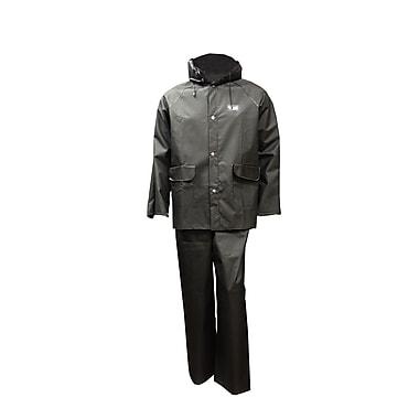 Viking Handyman PVC Rain Suit, Black