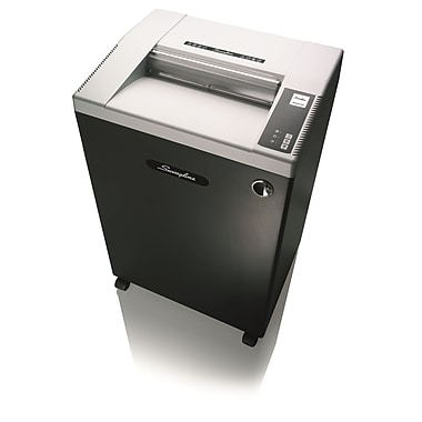 Swingline CX22-44 Government Approved Cross-Cut Shredder, 22-Sheet Capacity