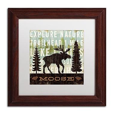 Trademark Fine Art WAP0119-W-MF