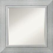 Amanti Art ? Miroir mural Romano, argenté