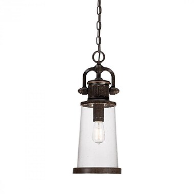 Quoizel SDN1908 Imperial Bronze Hanging Lantern