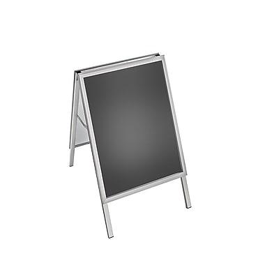 Azar Displays Two-Sided A-Frame Floor Sign