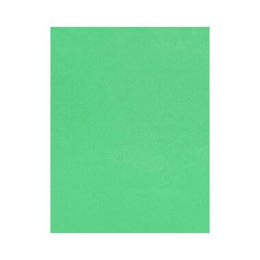 LUX 8 1/2 x 11 Paper, Bright Green