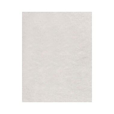 LUX 8 1/2 x 11 Paper, Gray Parchment