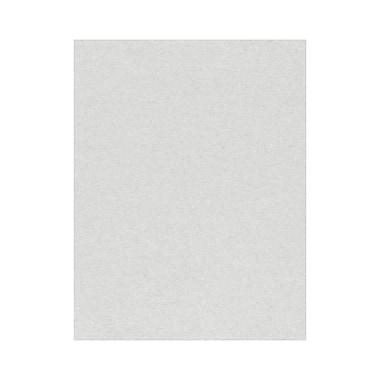 LUX 8 1/2 x 11 Cardstock, Pastel Gray