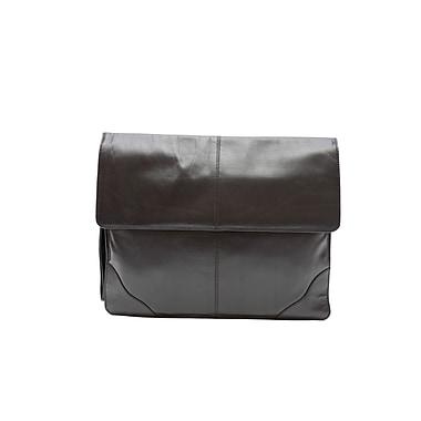 Ashlin Genuine Leather Underarm Briefcase Valises