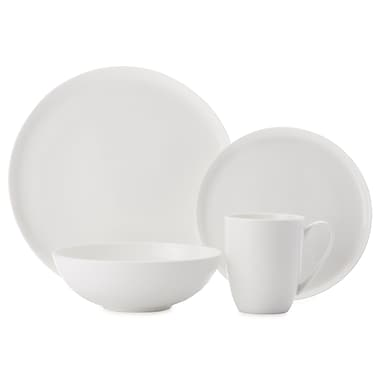 Casa Domani Pearlesque 16-Piece Dinner Sets
