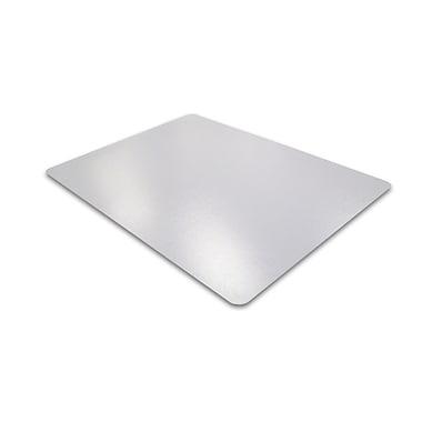 Floortex 1115015023ER XXL Polycarbonate Chairmats, Clear