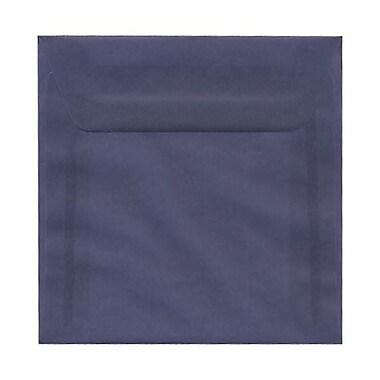 JAM Paper – Enveloppes translucides de 6,5 x 6,5 po, 50/paquet