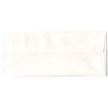 JAM Paper – Enveloppes Strathmore nº 10 (4,13 po x 9,5 po) en papier vergé, 500/bte
