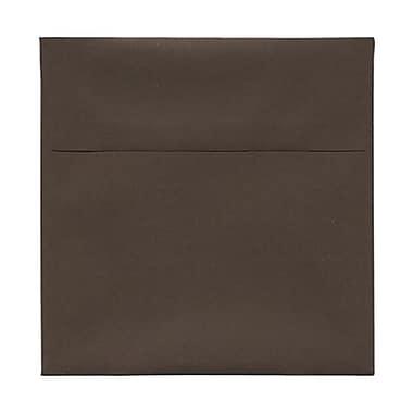 JAM paperMD – Enveloppes carrées recyclées de 6 x 6 po, 50/paquet