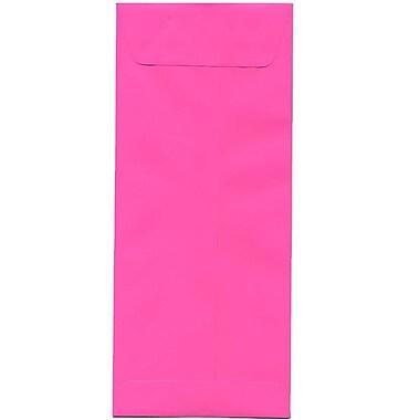 JAM PaperMD – Enveloppes en papier recyclé de couleurs vives no 14 (5 x 11,5 po), 500/paquet