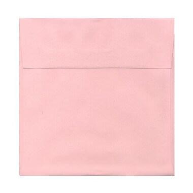 JAM Paper – Enveloppes BriteHue 8,5 x 8,5 po en papier recyclé, 250/paquet