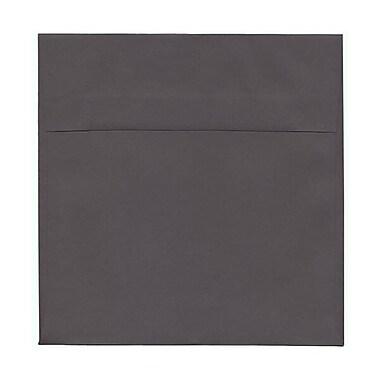 JAM Paper – Enveloppes simples, 8,5 x 8,5 po, bourgogne foncé, 50/paquet