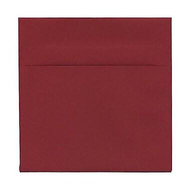 JAM Paper – Enveloppes Stardream à fini métallisé, 6,5 x 6,5 po, 250/paquet