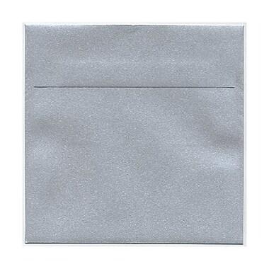 JAM Paper – Enveloppes carrées Stardream, 6 po, effet métallisé, 50/paquet