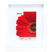Nexxt Gallery – Cadres en bois de 8 x 10 po pour photos de 5 x 7 po, paquet de 6