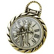 FabScraps Imported Embellishments Clock