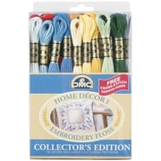 DMC 117F25 8.7 yards Embroidery Floss Pack
