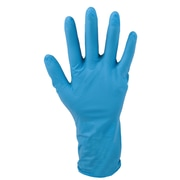 Work Tuff 6-Mil Diamond Textured Nitrile Disposable Gloves, 200/Pack