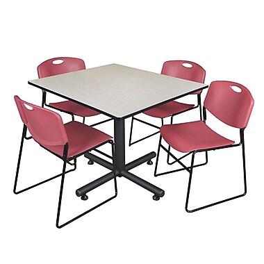 Regency Maple Square Table, TKB4848PL47BE