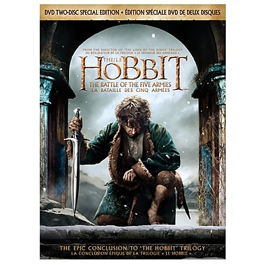 The Hobbit: The Battle of the Five Armies (anglais)