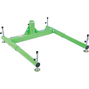DBI Sala Confined Space Rescue Systems, Davit Arm System Components with Maximum Offset Portable Bases