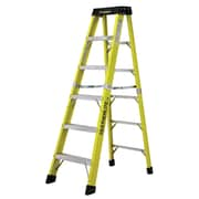 Featherlite Industrial Heavy-Duty Fibreglass Stepladders (6400 Series)