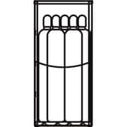 JustriteMD – Rangement pour bombonnes cylindriques de gaz de pétrole liquéfiés en aluminium