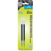 Zebra Emulsion Ink Pen Refills, 1mm, 2/Pack