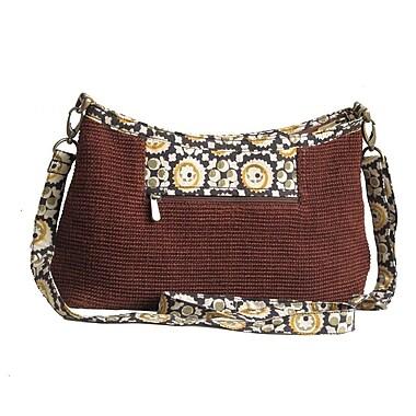 Leaf & Fiber 'Diya' Eco-Friendly Satchel Bag, Assorted Colors