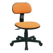 OSP Designs Office Plastic & Vinyl Work Chair