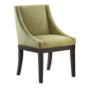 Ave Six Easy Care Wood & Polyester Wingback Chair